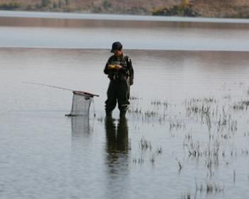 Запрет на ловлю рыбы в Актюбинске