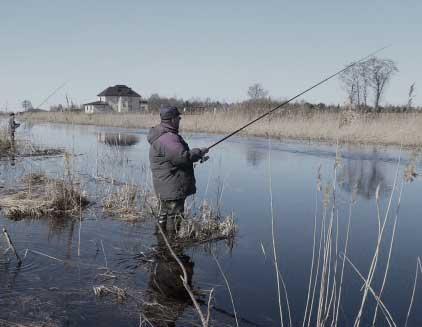 Подготовка к весенней рыбалке в 2015 году