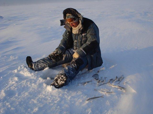 Ошибки начинающих рыбаков зимой