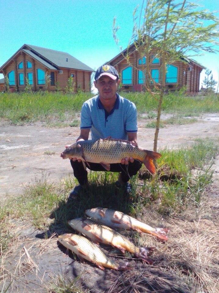 База рыбалка на озерах