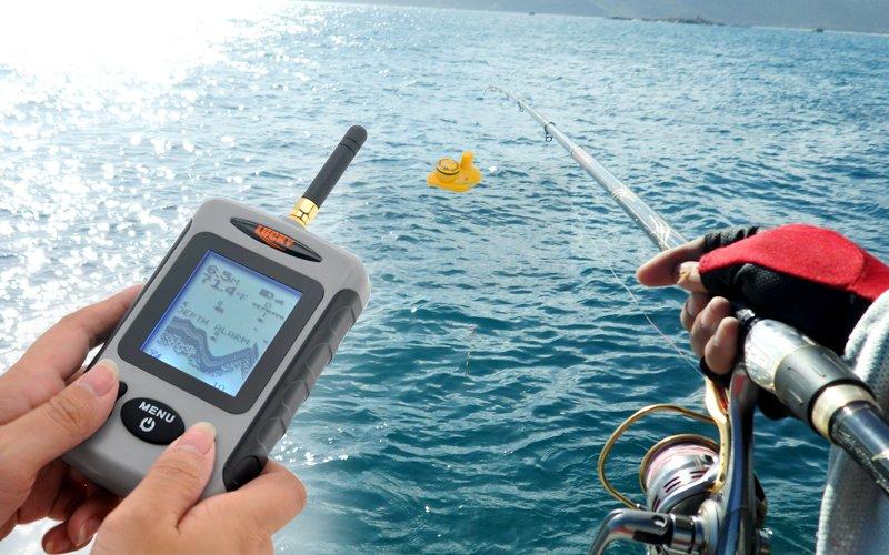 Как пользоваться эхолотом для рыбалк