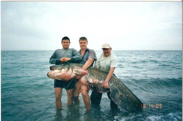 смотреть рыбалку в Казахстане