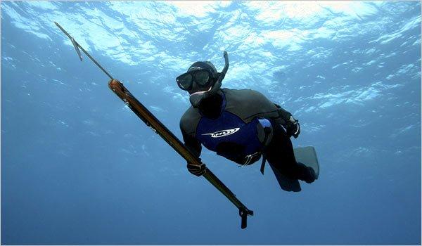 фильмы о подводной охоте