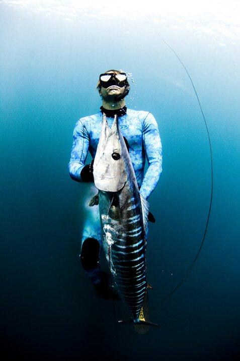 фото подводной охоты