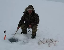 зимняя рыбалка на балхаше видео