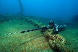 Подводная охота и отдых в Завидово