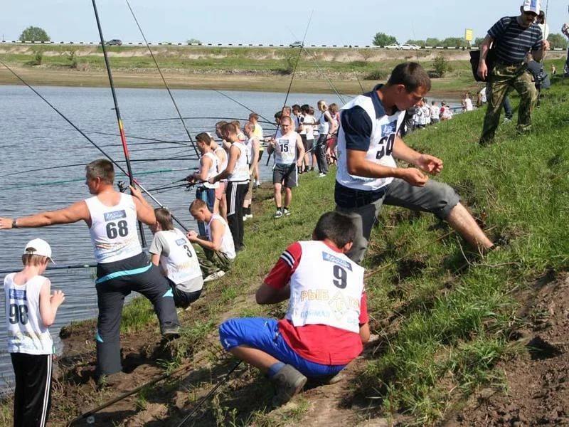 Спортивная рыбалка в Казахстане