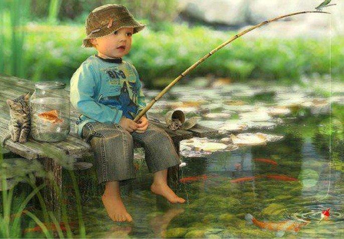 Терпеливость рыболова